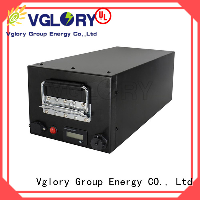 Vglory stable lithium iron phosphate battery with good price for e-bike