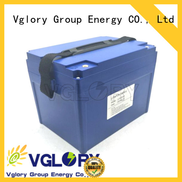 Vglory durable lifepo4 battery factory for e-bike