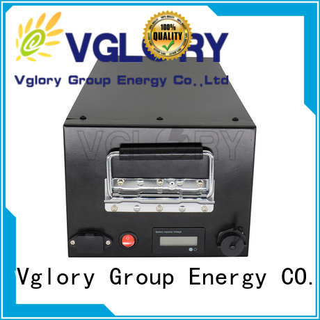 Vglory professional lithium solar batteries wholesale for UPS