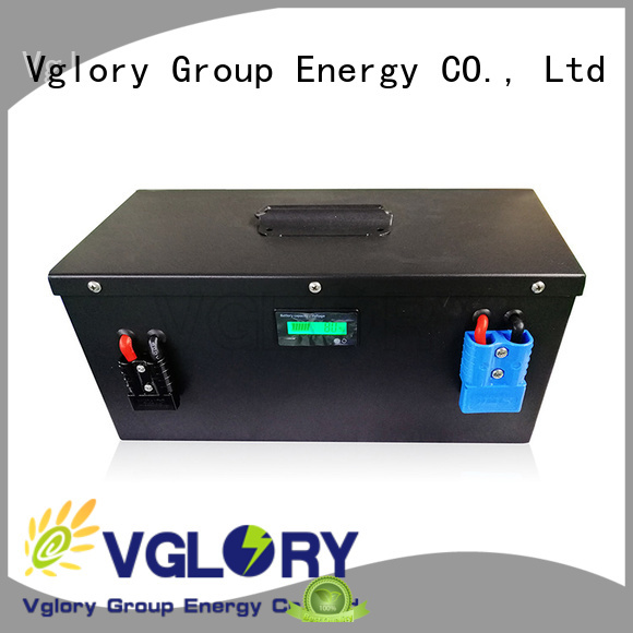 sturdy solar power battery storage factory price for military medical