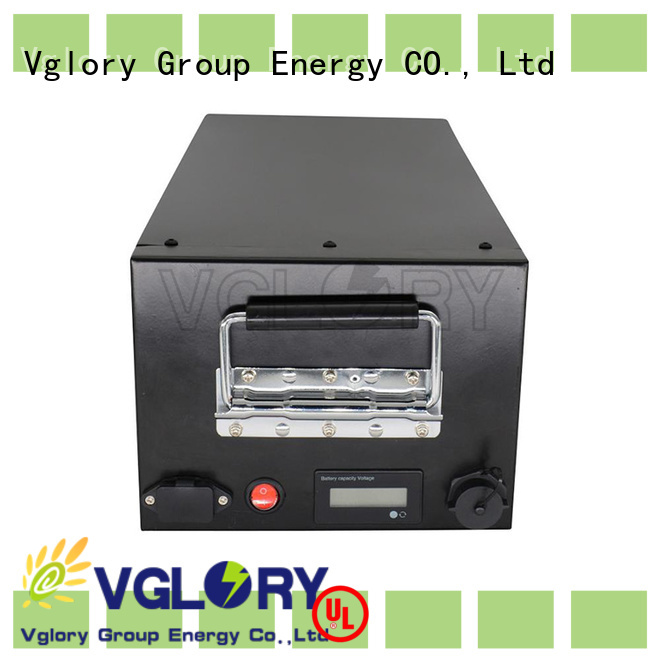 Vglory professional solar battery personalized for UPS