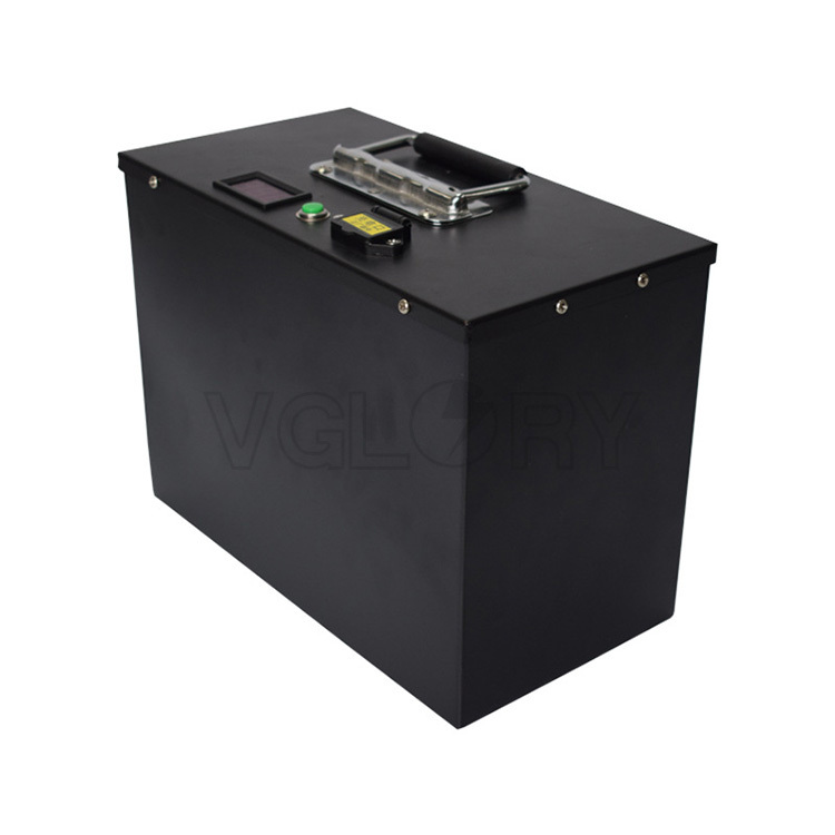 Lithium electric scooter battery 72v 40ah electric vehicle battery on sale
