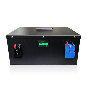Lithium ion motorcycle battery 72v 60ah for electric scooter