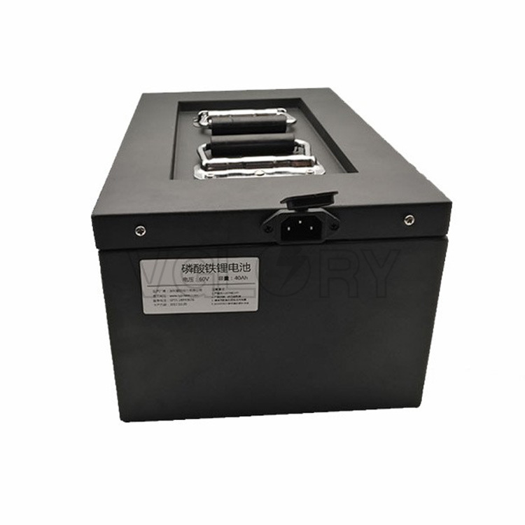 Lithium battery 60v 40ah lithium battery chargers for Forklift