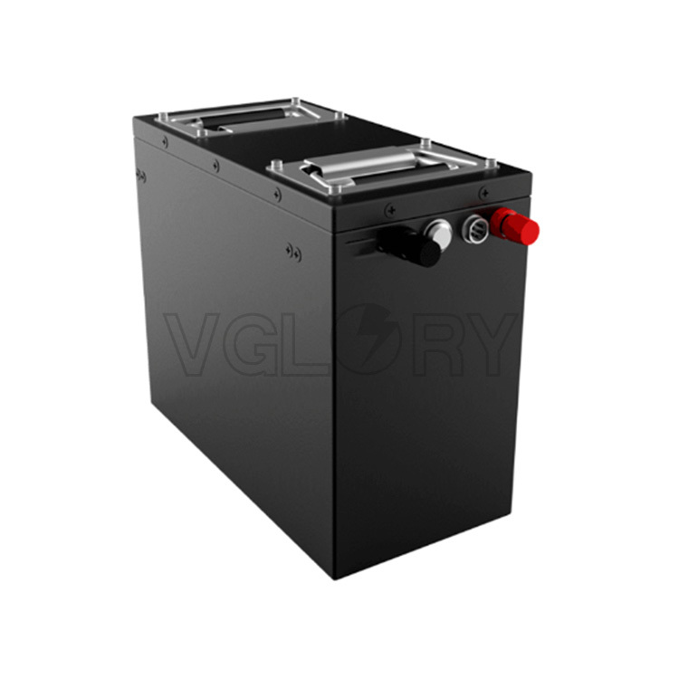 Lithium ion battery 60v 50ah wheelchair batteries on sale