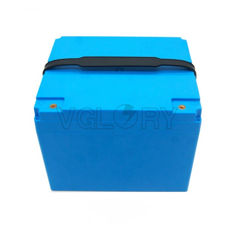Best Lithium solar battery 24v 50ah lifepo4 Iron Phosphate Battery