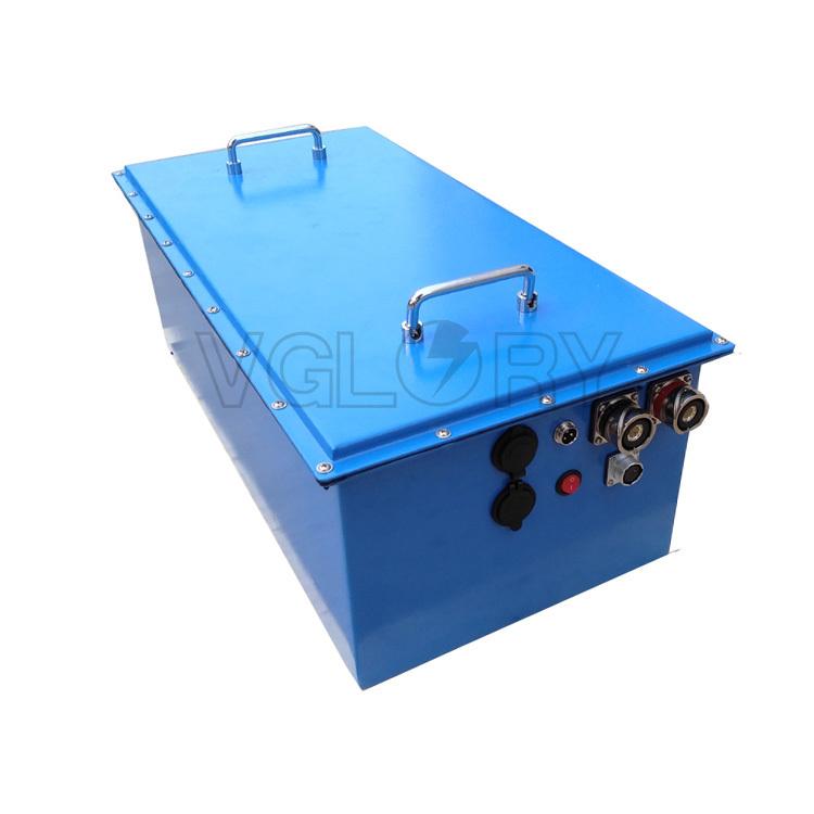 Best Lithium solar battery 24v 150ah lifepo4 deep cycle battery