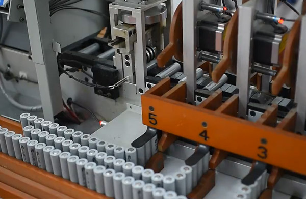Our product department apply with most advance equipment for lithium battery pack production