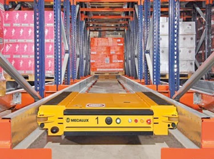 Lithium battery custom for warehouse modern storage system
