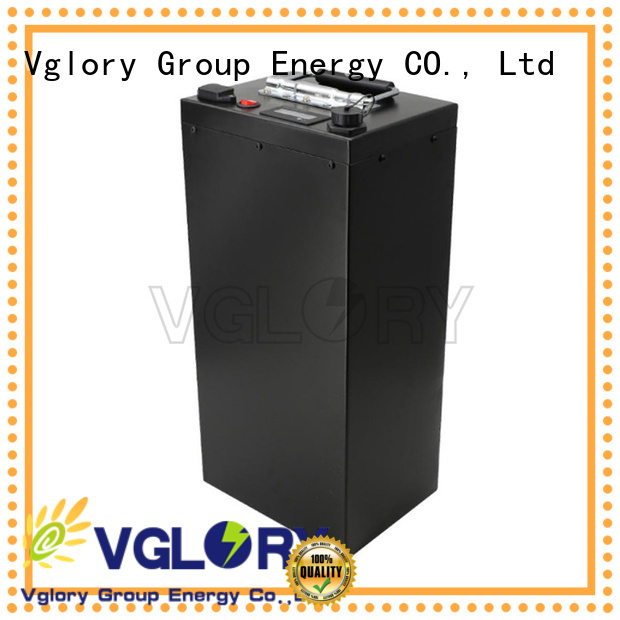 Vglory forklift battery personalized for UPS
