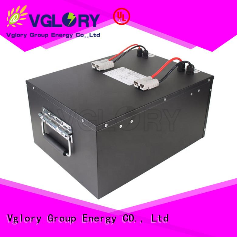 cost-effective lithium golf cart batteries supplier for e-forklift