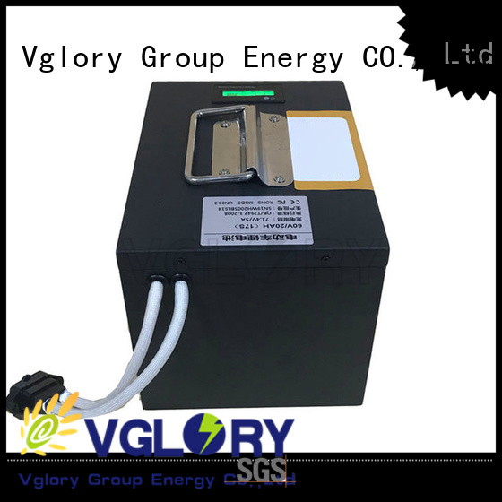 Vglory ion battery supplier for UPS