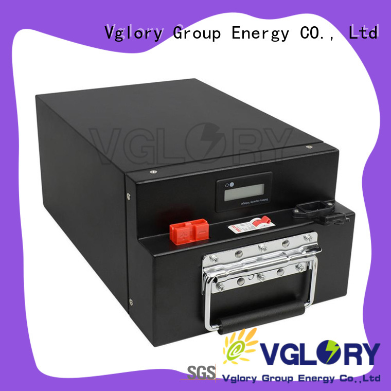 Vglory safety solar batteries for home personalized for military medical