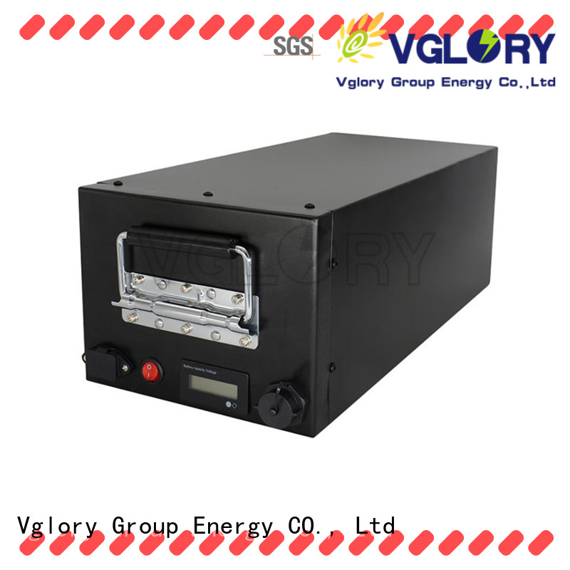 Vglory stable lithium iron phosphate battery factory for e-scooter