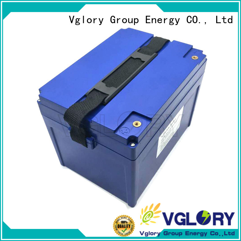 Vglory lithium battery pack factory price for military medical