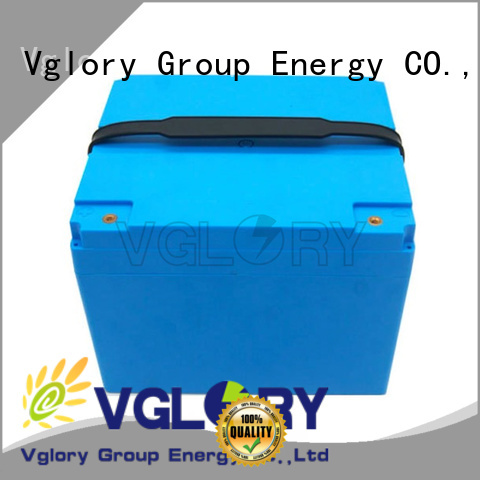 Vglory cost-effective 48 volt golf cart batteries wholesale for e-tourist vehicle