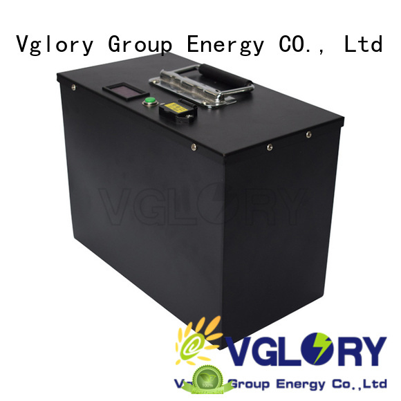 non-polluting small motorcycle battery factory price for e-tricycle