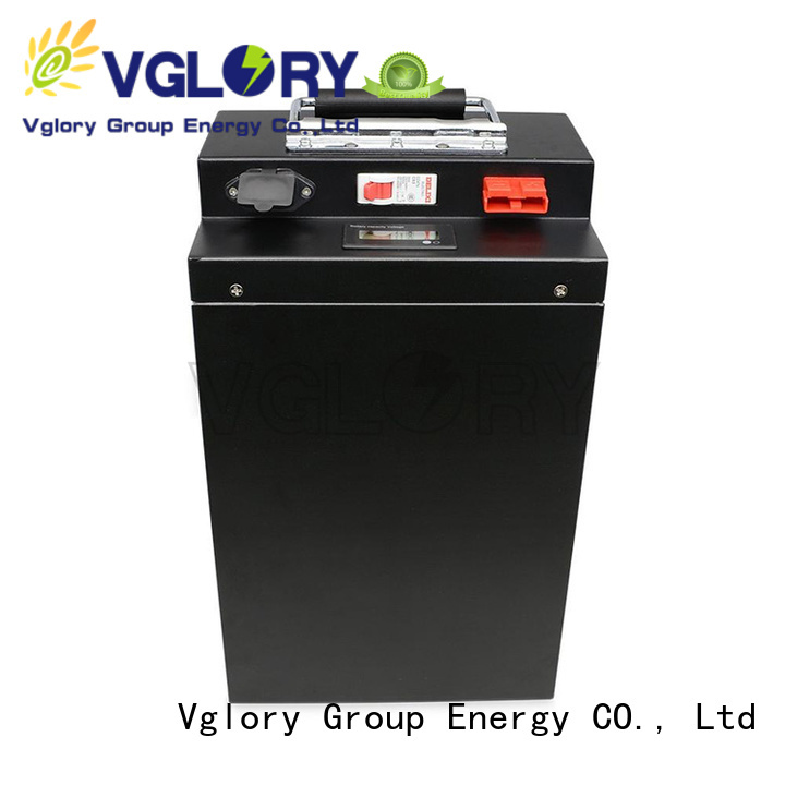 Vglory lithium batteries wholesale for telecom
