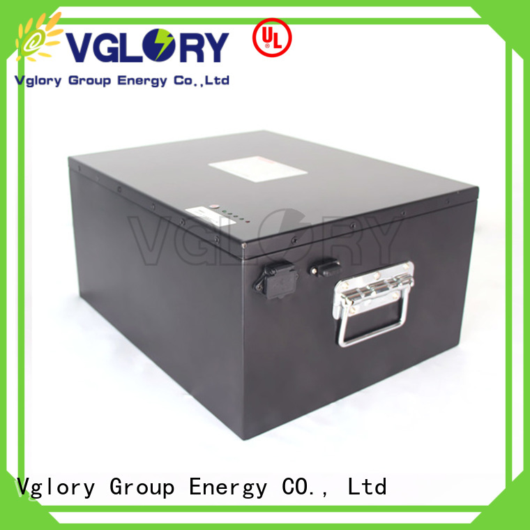 Vglory golf cart batteries for sale factory price for golf trolley