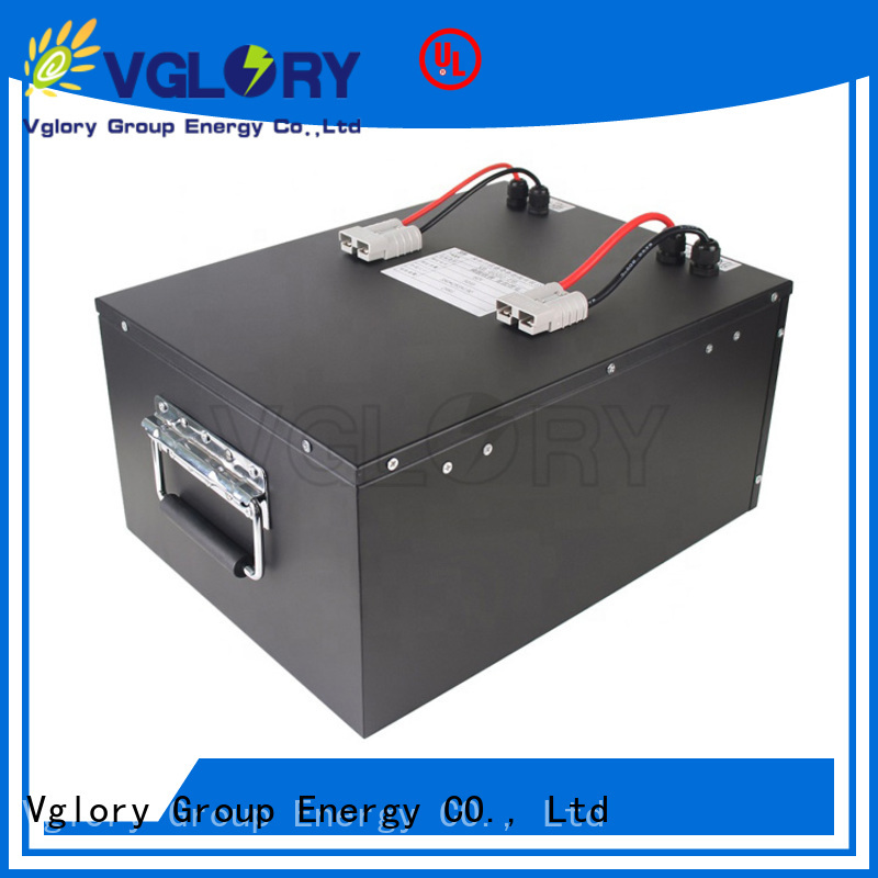 Vglory electric car battery factory price for e-skateboard