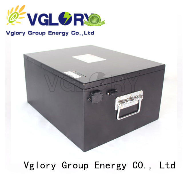 Vglory lifepo4 18650 inquire now for e-motorcycle