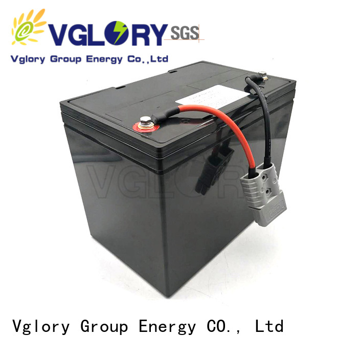 Vglory reliable lithium phosphate battery with good price for e-motorcycle
