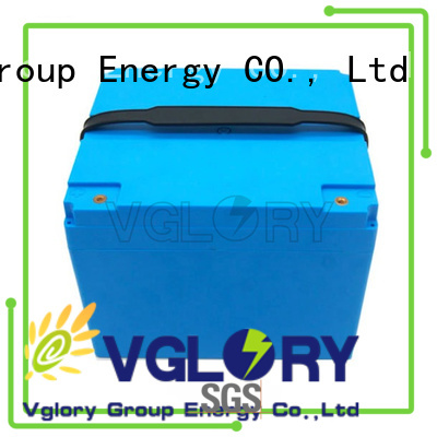Vglory deep cycle battery solar personalized for UPS