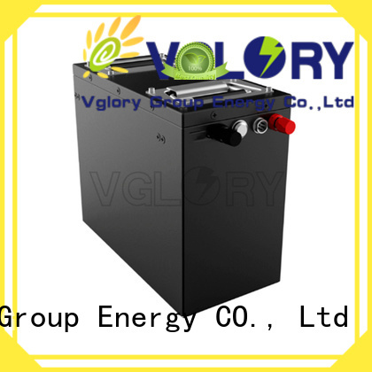 Vglory 48v lithium ion battery personalized for UPS