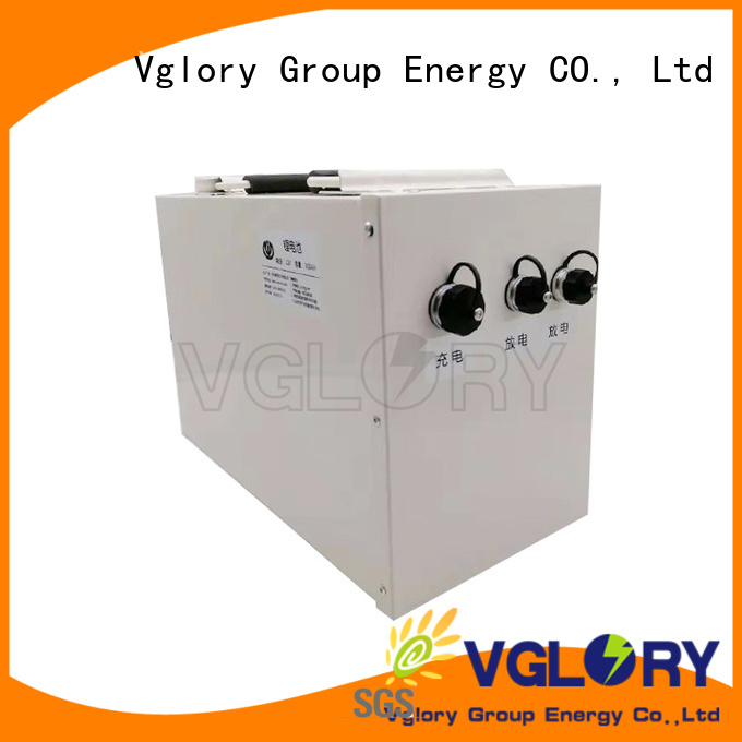 Vglory sturdy solar batteries for home personalized for telecom