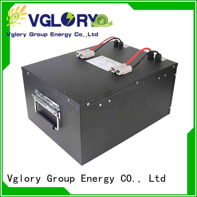 Vglory safety 36 volt golf cart batteries personalized for e-forklift