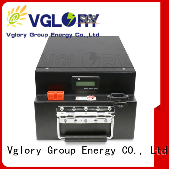 Vglory practical lithium iron phosphate battery design for e-bike