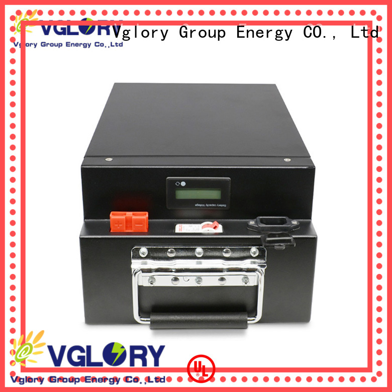 Vglory electric scooter battery supplier for e-scooter