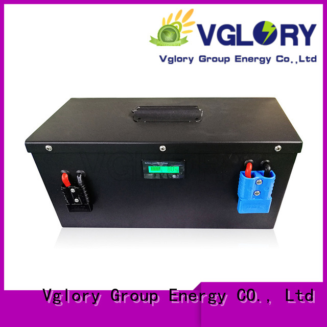 Vglory lithium iron phosphate inquire now for e-motorcycle