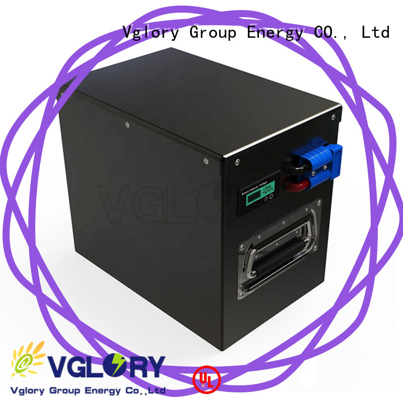 Vglory lifepo4 inquire now for e-motorcycle