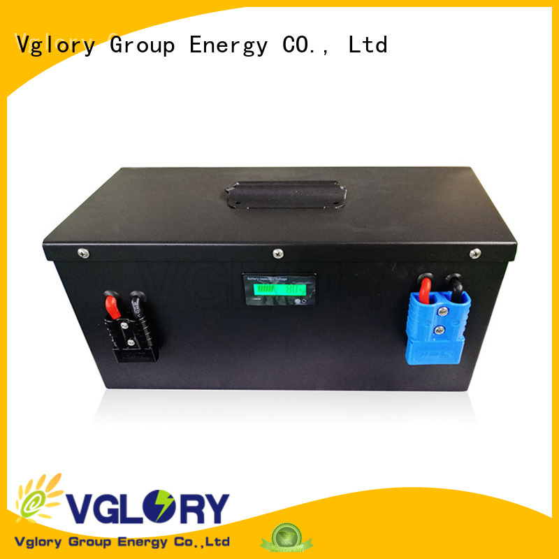 Vglory safety solar battery storage personalized for solar storage