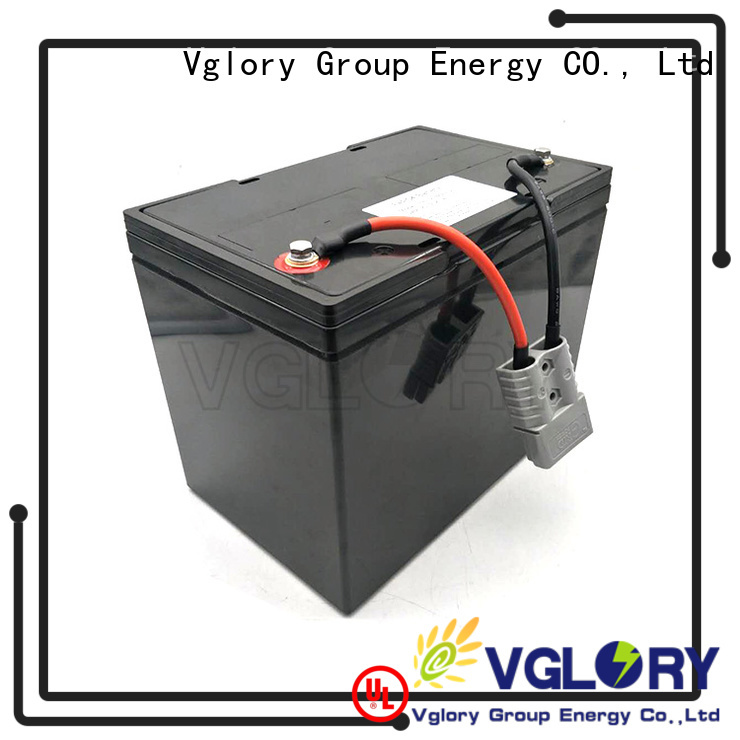 Vglory solar battery storage supplier for UPS
