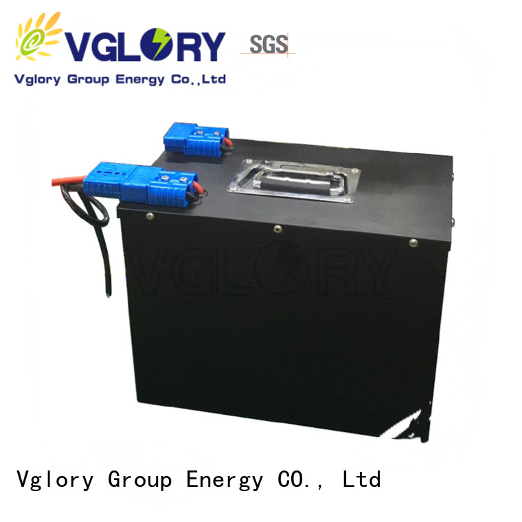 practical lithium ion car battery supplier for UPS