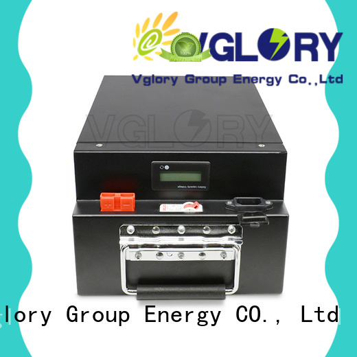 Vglory professional solar battery wholesale for UPS