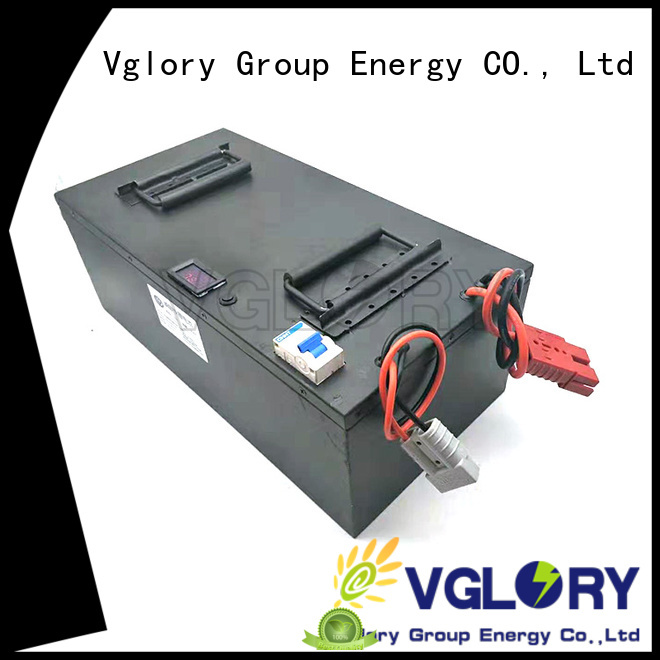 Vglory lithium iron phosphate with good price for e-motorcycle