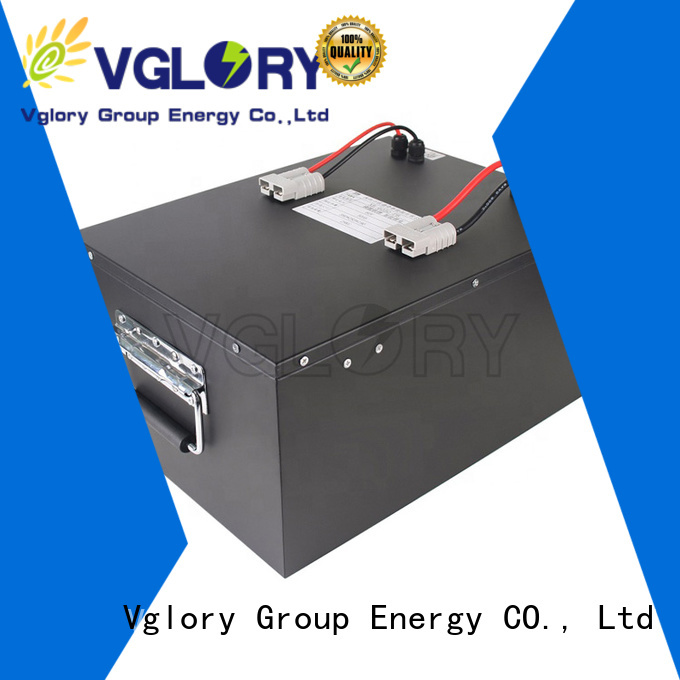 Vglory reliable lithium golf cart batteries personalized for e-golf cart