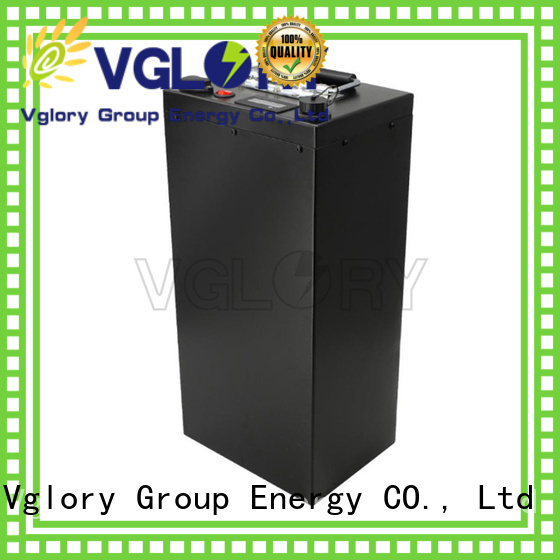 quality lithium ion car battery factory price for telecom