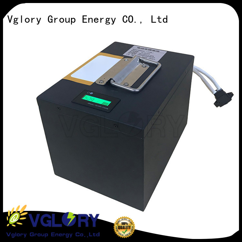 Vglory lithium iron battery with good price for e-scooter
