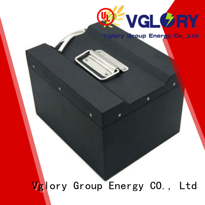 Vglory quality lithium ion battery price wholesale for telecom
