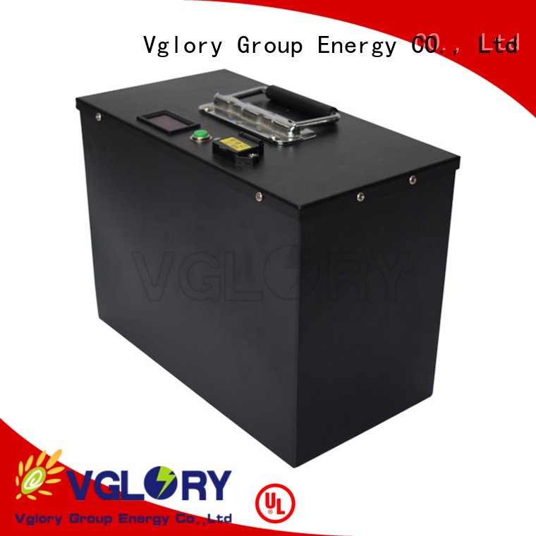 Vglory long lasting best motorcycle battery wholesale for e-tricycle