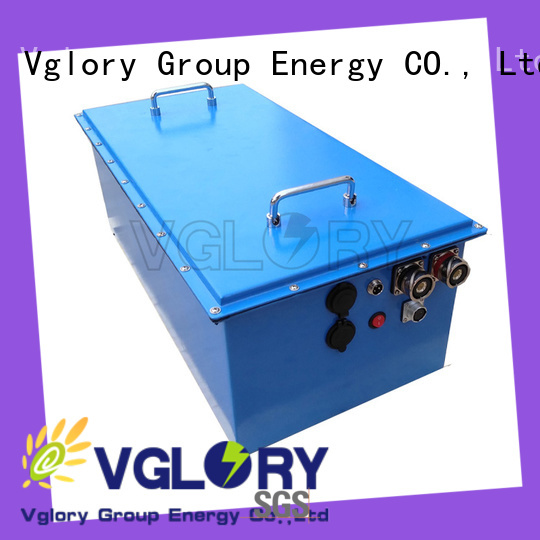 Vglory durable lithium iron phosphate battery with good price for e-motorcycle