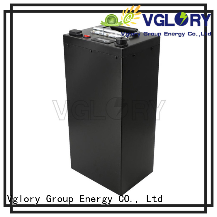 Vglory quality lithium battery pack personalized for military medical
