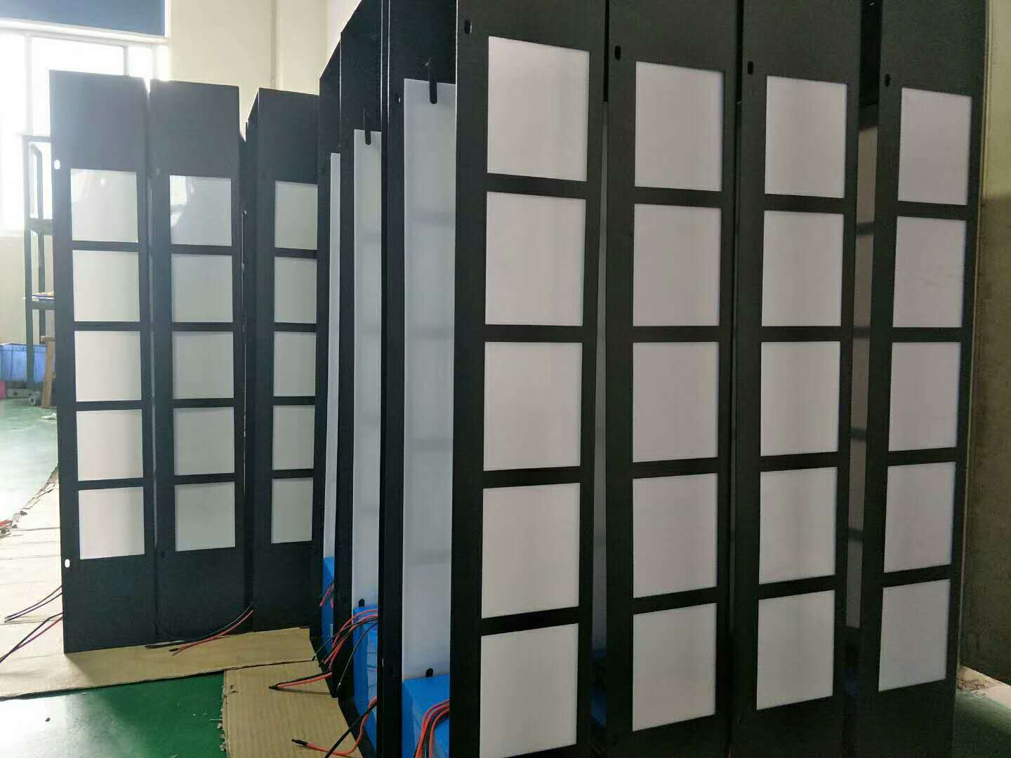 Energy Storage battery for LED light project