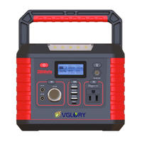 great intelligent system 200w portable power station