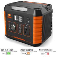 outdoor Perfect partner AC DC 1000w best portable battery power station