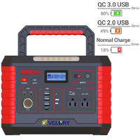 intelligent protection AC DC 1000W portable power generation